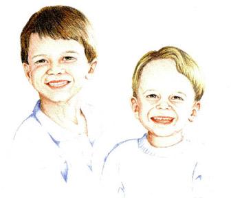 Boys 1 by Deborah
